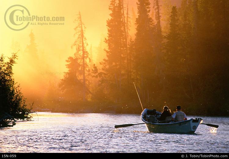 Alaska Float Fishing