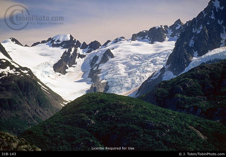 Glaciated Mountains
