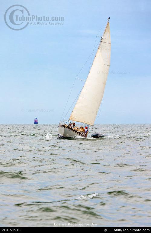 "Historic Sailboat ""Freya"""