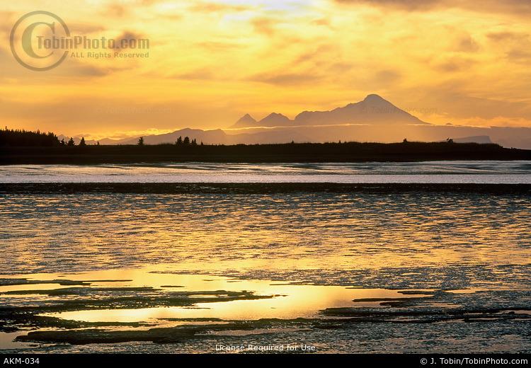 Cook Inlet Tide Flats