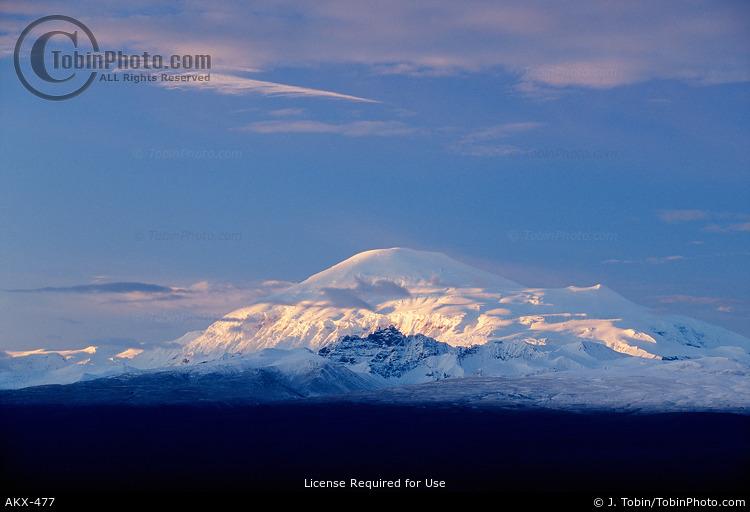 Mt Sanford