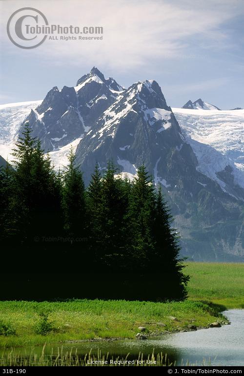 Mountains & Glaciers