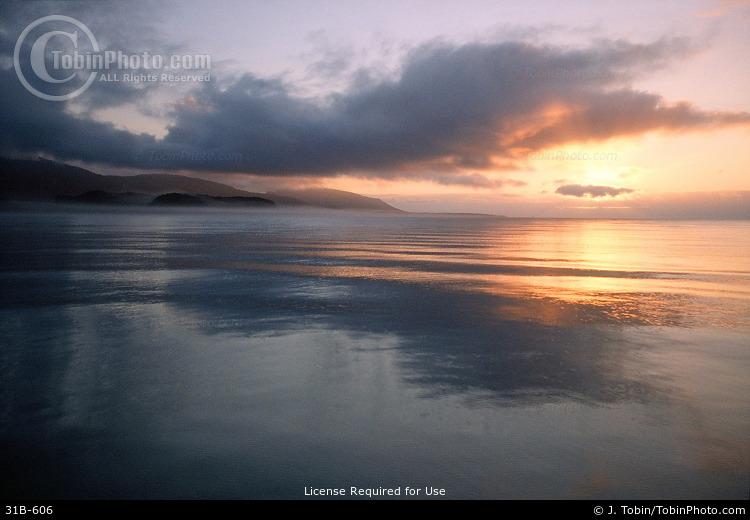 Shelikof Strait Sunrise