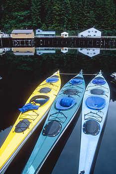 Alaska Kayaks