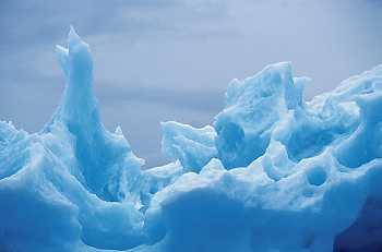 Blue Iceberg